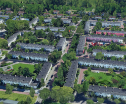EPA en maatwerkplan wijk Jeruzalem te Amsterdam (De Key)